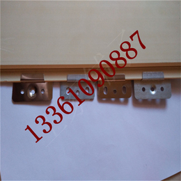 多功能集成墙面卡扣集成护墙板安装卡子不锈钢卡扣缩略图