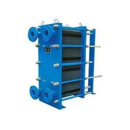 板式换热器的热传递与介质流动的关系