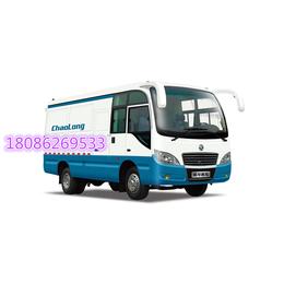 东风超龙7.5米厢式货车报价及图片国五