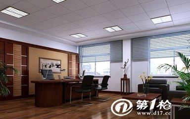 南昌办公室装修