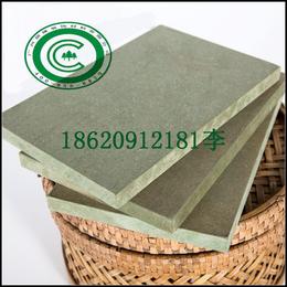 防潮密度板 防水防潮板 绿色纤维板 橱柜防潮用板