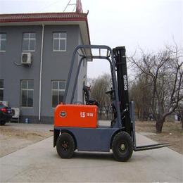 新疆克孜勒苏1吨轮式叉车改装电子秤 地磅