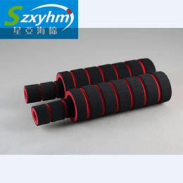 定制水杯保护套  彩色防烫伤橡胶海绵管运输管道泡棉NBR材质