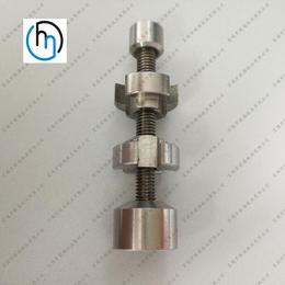 cnc加工厂家定做高精度机加工钛合金零件来图定制钛异形加工件