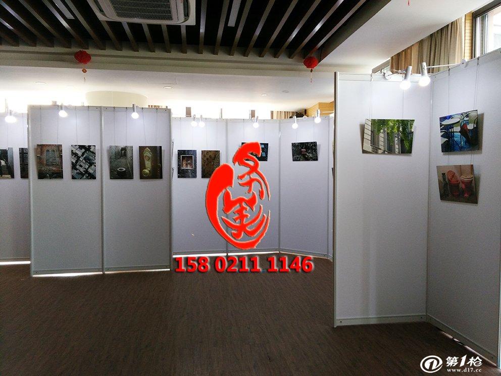 展架/航架 摄影作品展览布置架子厂家直销上海个人摄影展活动布置展板
