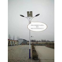 承德美丽乡村5米太阳能路灯 楷举LED太阳能灯批发价格
