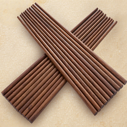 筷子厂家 家庭组合实木筷子