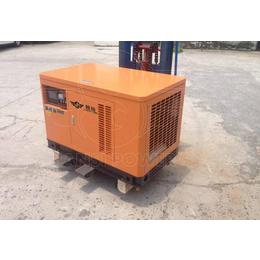 珠海市8千瓦燃气发电机组静音电站