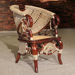 供应厂家直销3000 360度旋转阳台休闲藤椅三件套藤椅子