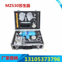 供永煤氧气苏生器 MZS30检验仪操作简便优质厂家