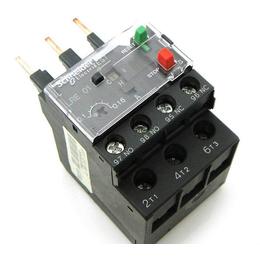 全新原装供应施耐德LRD08C热继电器