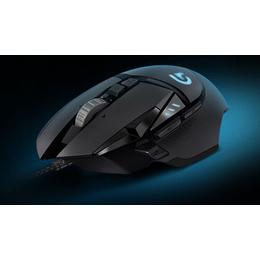 罗技G502有线游戏电竞宏编程吃鸡压枪鼠标LOL绝地求生