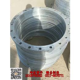 供应坤航管件图纸加工国标DN550碳钢板式平焊法兰