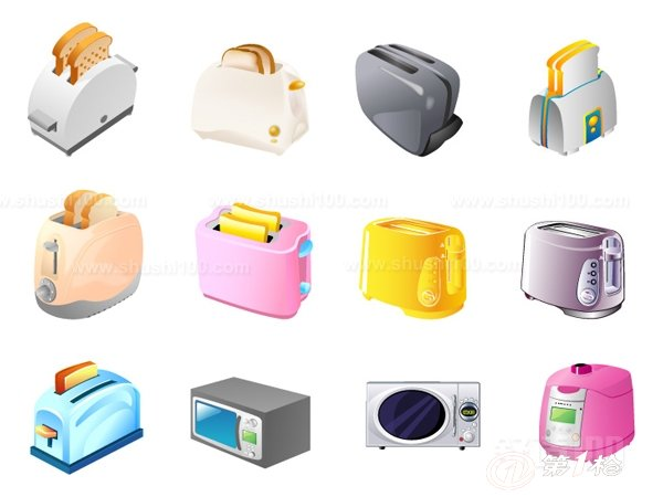 小家电包括哪些家电?小家电有哪几种?