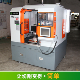 深圳钜匠JNC-540小型数控雕刻机高精度cnc模具精雕机