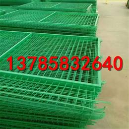 大棚蔬菜场地防护网   绿色铁丝网  1.8米高铁丝网