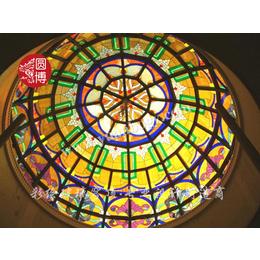 专业彩色平板玻璃花型多价格实惠量大从优