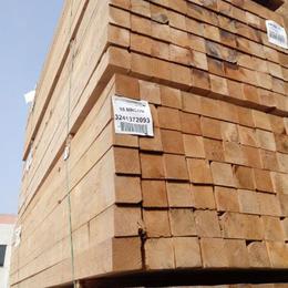 铁杉材质 方木 2-4m