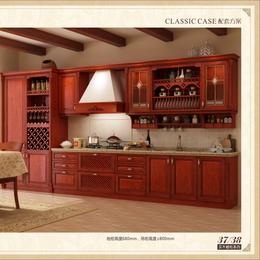 實木系列櫥柜