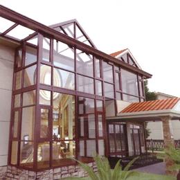 别墅家居100系统阳光房设计