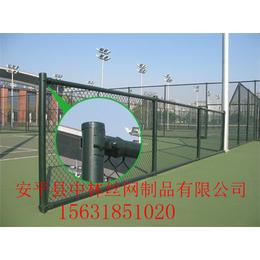 笼式足球场围栏网带弹性防撞网
