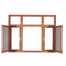 明业门窗  110断桥窗纱一体缩略图