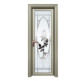 铝合金平开门  卫生间门缩略图