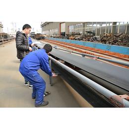 嵩阳煤机 煤矿皮带输送机安装维修保养三部曲