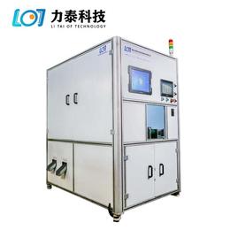 南京非标自动化厂家托架视觉检测力泰科技非标自动化设备