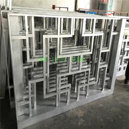 仿古装饰铝窗花 木纹铝窗花 铝合金窗花 厂家定制