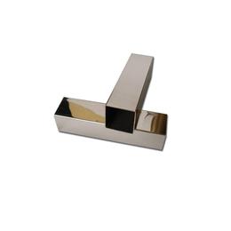 东莞工业管201不锈钢方管镜面易弯不锈钢矩形管装饰管厂直销