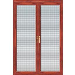 金钢网门窗成品定做 片纱缩略图