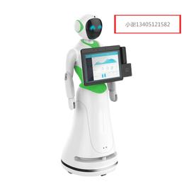 多功能4s店大厅迎宾接待智能机器人