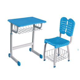 全新塑料学生课桌椅