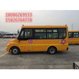 东风超龙幼儿小学生校车19座价格厂家直销
