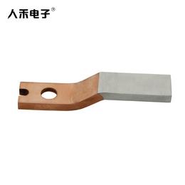 人禾RHI直销优质T2紫铜连接导电铜铝排电源导电排