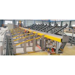 供应亚博平台网站数控钢筋剪切生产线 钢筋切断机 钢筋剪切机