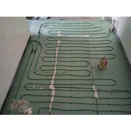 发热电缆电地暖西安秦星暖通安装工程发热地暖