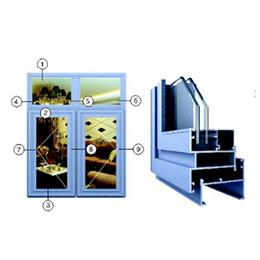 金属门窗  50平开窗系列缩略图