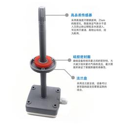 济南仁硕智能风管温湿度传感器 管道式温湿度传感器 建大仁科