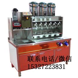武汉1.2米奶茶店操作台厂家定制缩略图