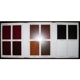 橱柜色卡真石漆色板晶钢门板样板册