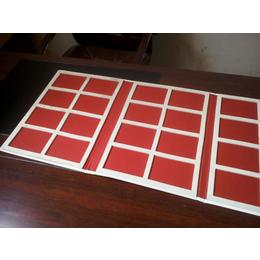 亚克力台面色卡实木门板色板样册