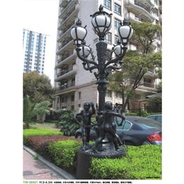 中山威景专业生产庭院灯--庭院灯厂家
