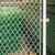 PVC勾花网围栏-球场防护网-厂房隔离勾花网-拳击围栏网缩略图1