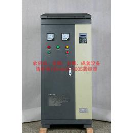 罗茨鼓风机配电柜 185kW旁路软启动柜 LCR系列中文汉显