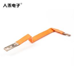 人禾RHI****定制生产电源连接导电铜排件柔性铜排电流桥架