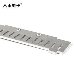 人禾RHI厂家供应全自动水刀切割一体成型铝质接地母排