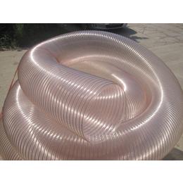PU钢丝软管 物料输送优质的选择
