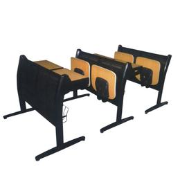 普通活动式钢网排椅A款